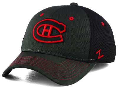 Montreal Canadiens Zephyr NHL Ultra Curved Flex Cap