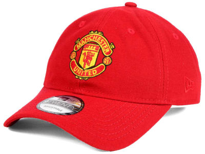 Manchester United New Era EPL Basic 9TWENTY Strapback Cap