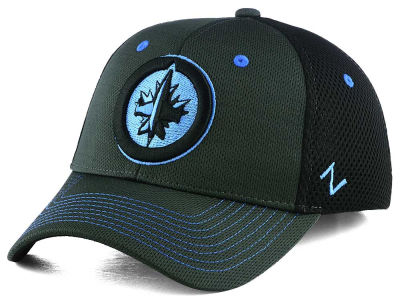 Winnipeg Jets Zephyr NHL Ultra Curved Flex Cap