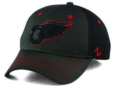 Detroit Red Wings Zephyr NHL Ultra Curved Flex Cap