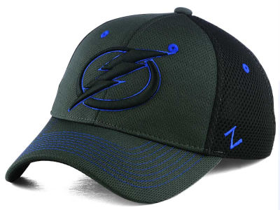 Tampa Bay Lightning Zephyr NHL Ultra Curved Flex Cap