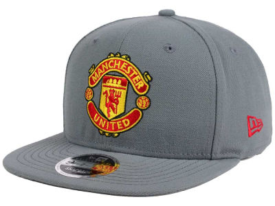 Manchester United New Era EPL Basic 9FIFTY Snapback Cap