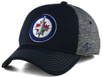 Winnipeg Jets Zephyr NHL Fuse Curved Flex Cap