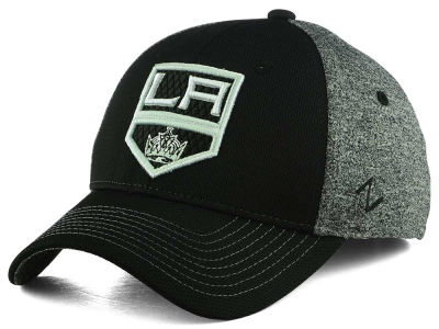 Los Angeles Kings Zephyr NHL Fuse Curved Flex Cap
