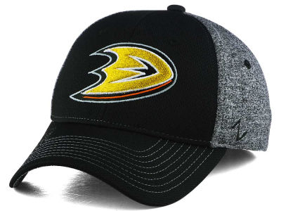 Anaheim Ducks Zephyr NHL Fuse Curved Flex Cap