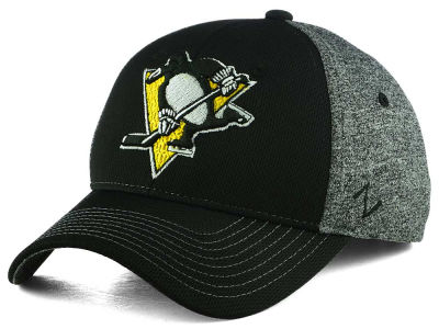 Pittsburgh Penguins Zephyr NHL Fuse Curved Flex Cap