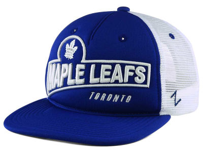 Toronto Maple Leafs Zephyr NHL Showtime Snapback Cap
