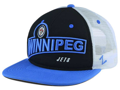 Winnipeg Jets Zephyr NHL Showtime Snapback Cap