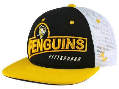 Pittsburgh Penguins Zephyr NHL Showtime Snapback Cap