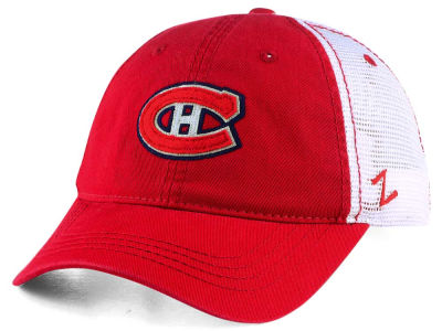 Montreal Canadiens Zephyr NHL Springtime Washed Adjustable Cap