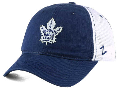 Toronto Maple Leafs Zephyr NHL Springtime Washed Adjustable Cap