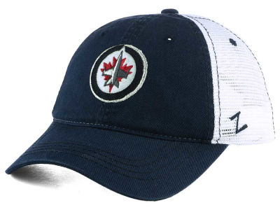 Winnipeg Jets Zephyr NHL Springtime Washed Adjustable Cap