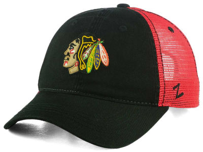 Chicago Blackhawks Zephyr NHL Springtime Washed Adjustable Cap
