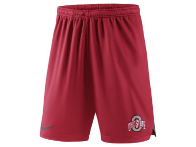 Ohio State Buckeyes Nike NCAA Men's Knit Dri-Fit Shorts