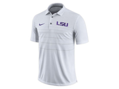 LSU Tigers Nike NCAA Men's Early Season Coach Polo