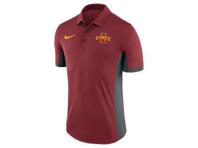 Iowa State Cyclones Nike NCAA Men's Evergreen Polo