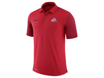 Ohio State Buckeyes Nike NCAA Men's Team Issue Polo