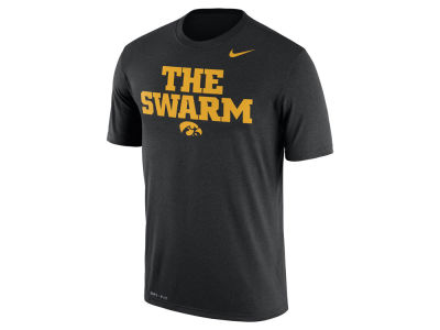 Iowa Hawkeyes Nike NCAA Men's Legend Verbiage T-Shirt