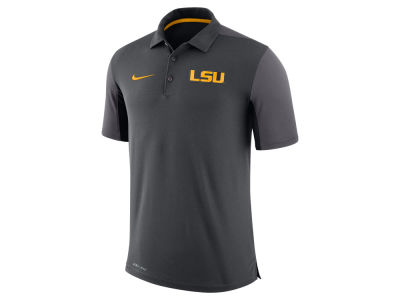 LSU Tigers Nike NCAA Men's Team Issue Polo