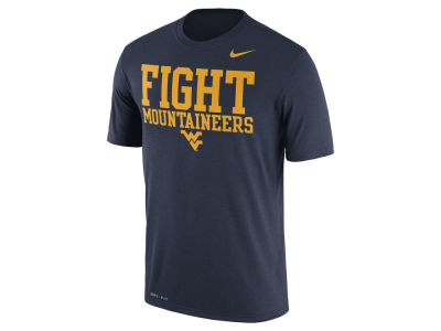 West Virginia Mountaineers Nike NCAA Men's Legend Verbiage T-Shirt