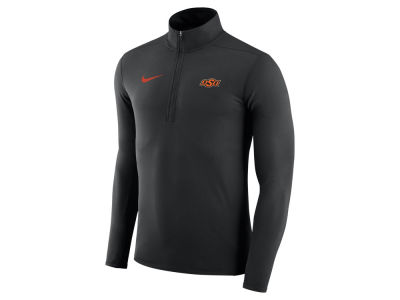 Oklahoma State Cowboys Nike NCAA Men's Element 1/4 Zip Pullover