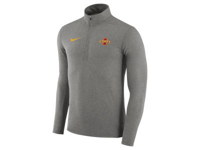 Iowa State Cyclones Nike NCAA Men's Element 1/4 Zip Pullover