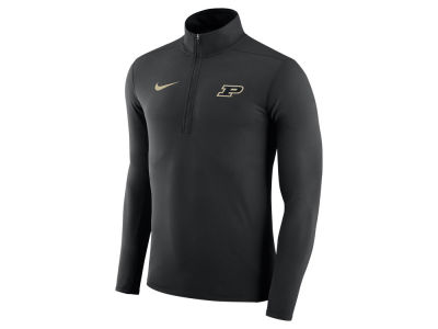 Purdue Boilermakers Nike NCAA Men's Element 1/4 Zip Pullover