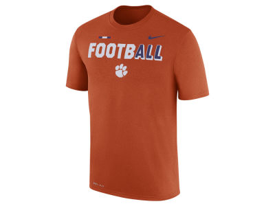 Clemson Tigers Nike NCAA Men's Legend Football T-Shirt