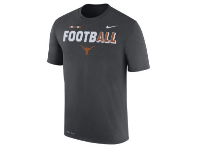 Texas Longhorns Nike NCAA Men's Legend Football T-Shirt