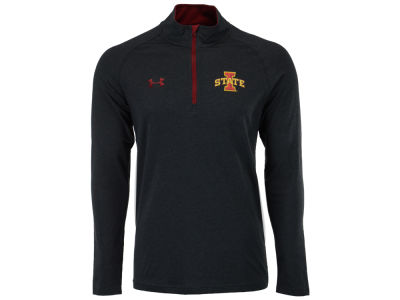 Iowa State Cyclones Under Armour NCAA Men's Charged Half Zip Pullover