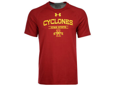Iowa State Cyclones Under Armour NCAA Men's Charged T-Shirt