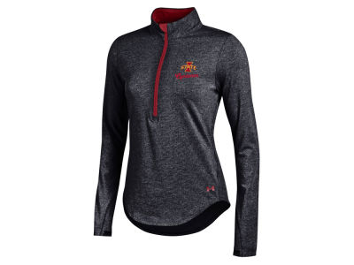 Iowa State Cyclones Under Armour NCAA Women's Charged Half Zip Pullover