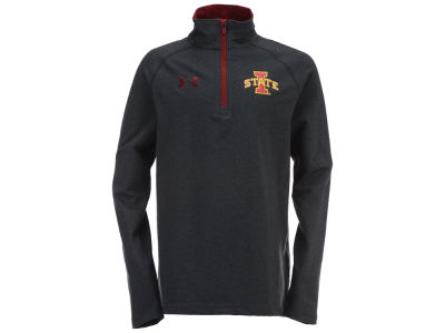 Iowa State Cyclones Under Armour NCAA Youth Charged Half Zip Pullover