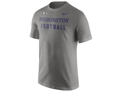 Washington Huskies Nike NCAA Men's Facility T-Shirt