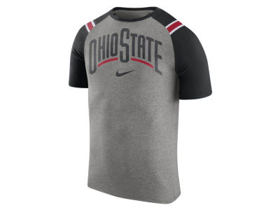 Ohio State Buckeyes Nike NCAA Men's Shoulder Stripe T-Shirt