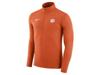 Clemson Tigers Nike NCAA Men's Element 1/4 Zip Pullover