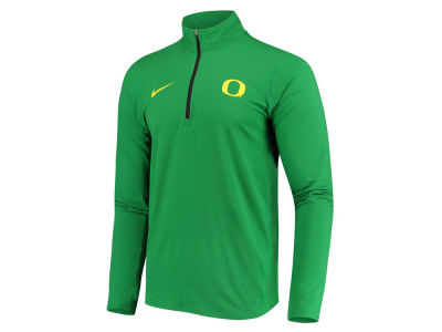 Oregon Ducks Nike NCAA Men's Element 1/4 Zip Pullover