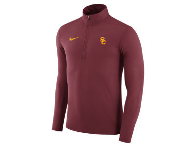 USC Trojans Nike NCAA Men's Element 1/4 Zip Pullover