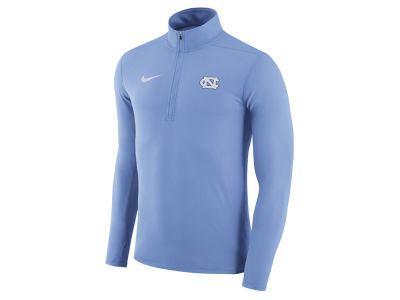North Carolina Tar Heels Nike NCAA Men's Element 1/4 Zip Pullover
