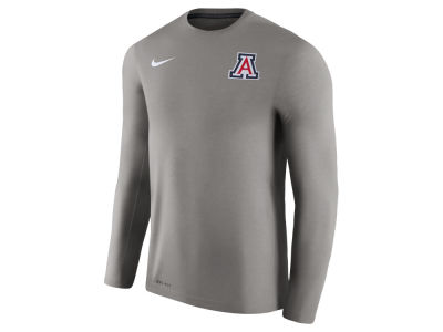 Arizona Wildcats Nike NCAA Men's Dri-Fit Touch Long Sleeve T-Shirt