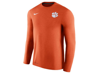 Clemson Tigers Nike NCAA Men's Dri-Fit Touch Long Sleeve T-Shirt