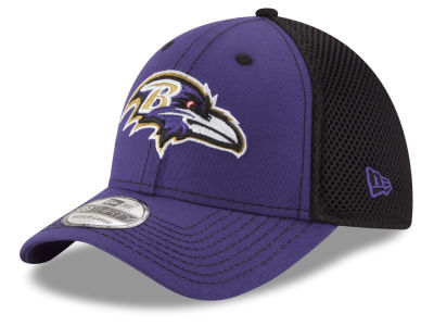 Baltimore Ravens New Era NFL TC Front Neo 39THIRTY Cap