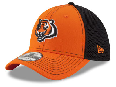 Cincinnati Bengals New Era NFL TC Front Neo 39THIRTY Cap