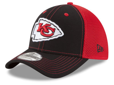 Kansas City Chiefs New Era NFL TC Front Neo 39THIRTY Cap