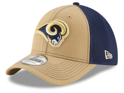 Los Angeles Rams New Era NFL TC Front Neo 39THIRTY Cap