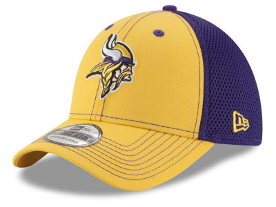 Minnesota Vikings New Era NFL TC Front Neo 39THIRTY Cap