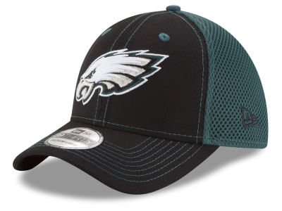 Philadelphia Eagles New Era NFL TC Front Neo 39THIRTY Cap