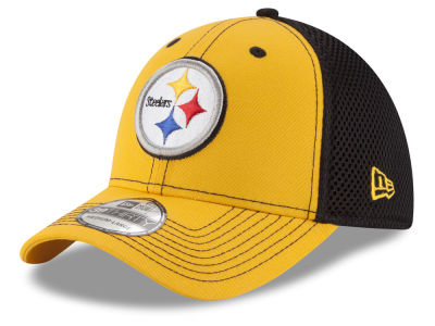 Pittsburgh Steelers New Era NFL TC Front Neo 39THIRTY Cap
