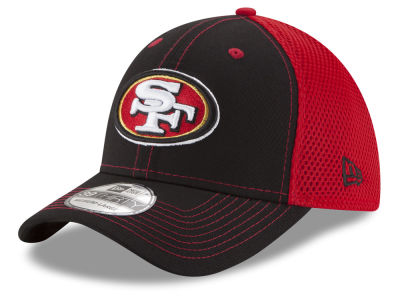 San Francisco 49ers New Era NFL TC Front Neo 39THIRTY Cap