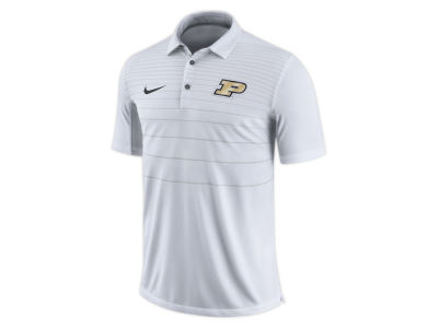 Purdue Boilermakers Nike NCAA Men's Early Season Coach Polo